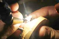 Anpassung der Zahnimplantat-Kronen
