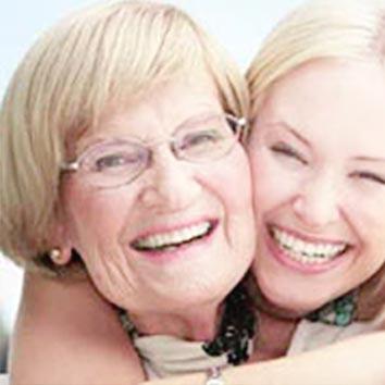 Zahnärztliche Implantologie bei Totalprothesen