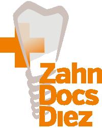 Zahn Docs Diez – Logo der Zahnärzte in Diez